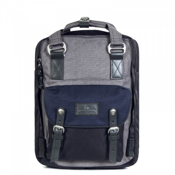 Rucksack Macaroon Space Collection Charcoal Navy