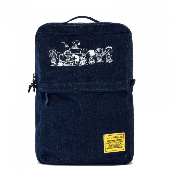 6443c3da51490 Rucksack Peanuts L Pack Denim Blue