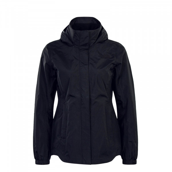 Northface Wmn Jkt Resolve P Black