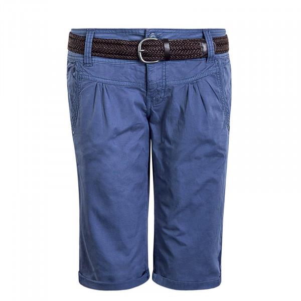 Damen Short 6053 Blue