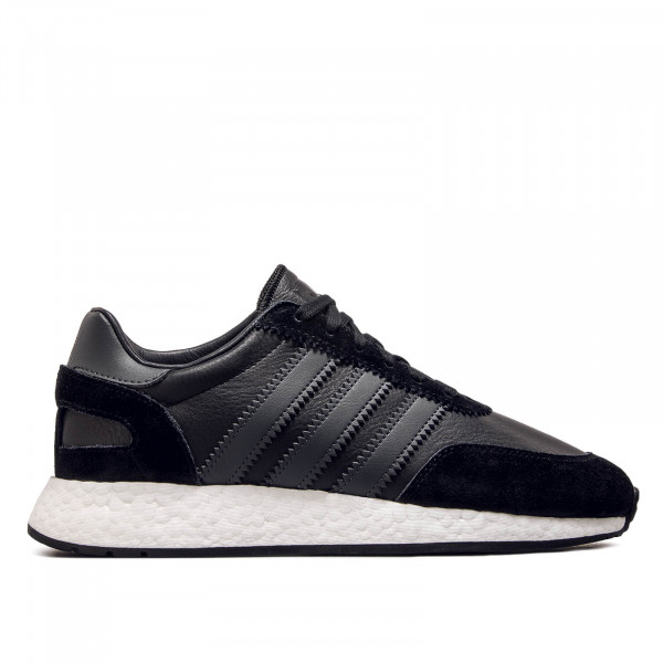Adidas I-5923 Leather Black Black White