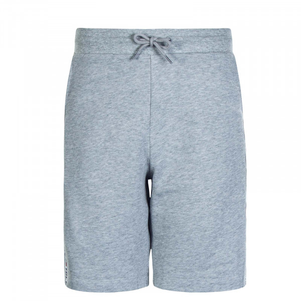 Herren Short HWK Light Grey Heather