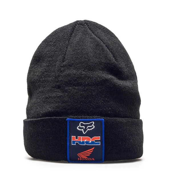 Fox Beanie Pit Hrc Roll Black