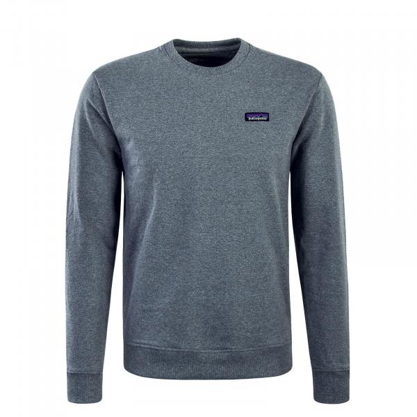 Herren Sweatshirt P6 Label Uprisal Grey