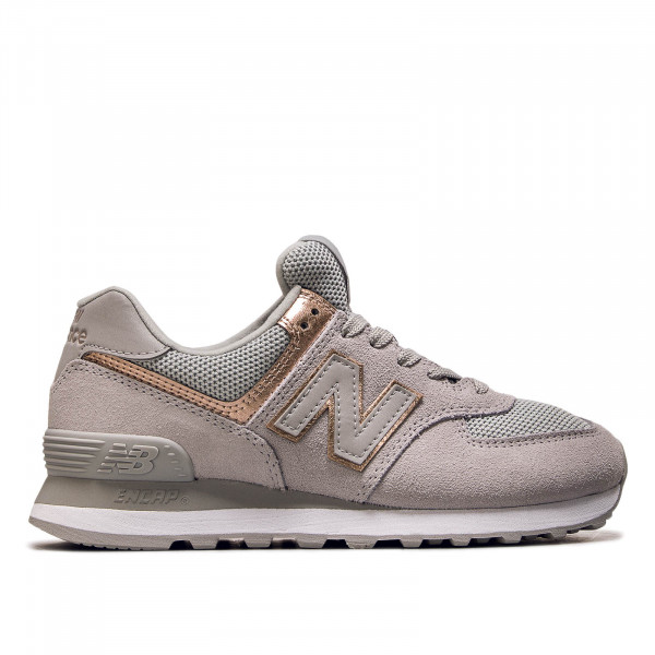 Damen Sneaker WL 574 MEB Grey Bronze