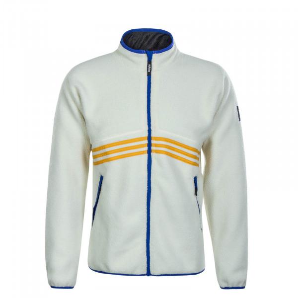 Herren Jacke 4005 Sherpa White Blue