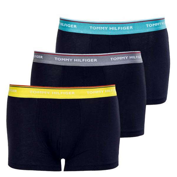 Herren Boxershort - 3er-Pack WB - Yellow / Sublunar