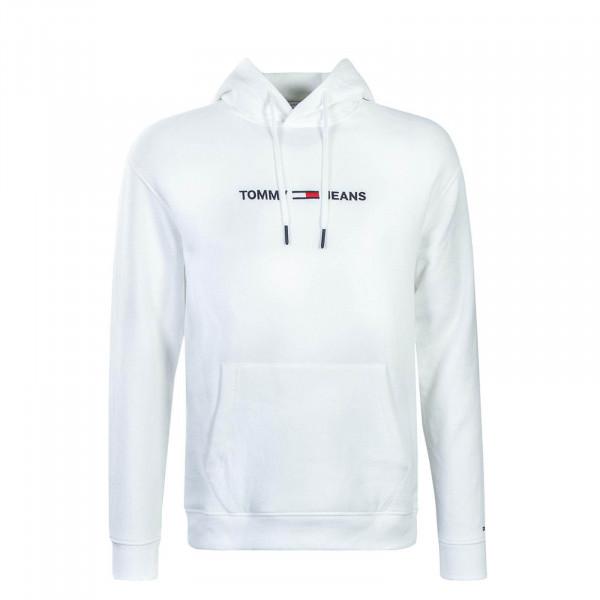 Tommy Hoddy Small Logo White