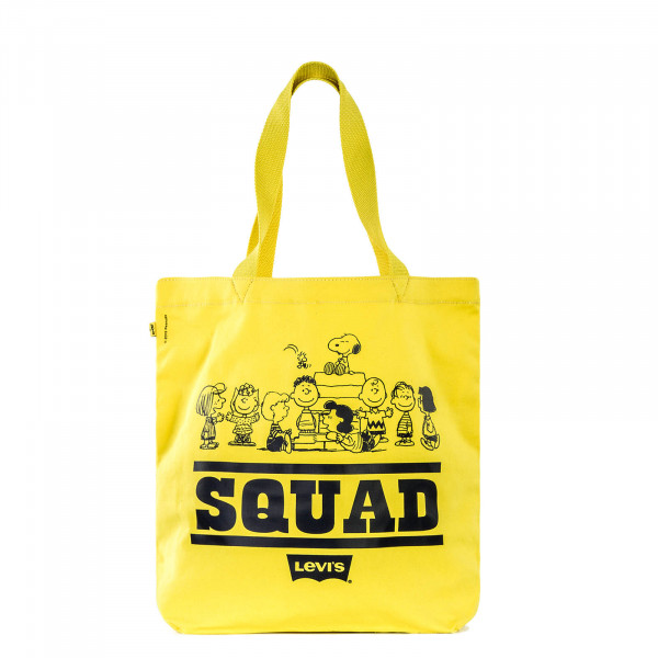 Bag Peanuts Squad Yellow Black