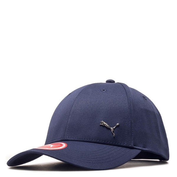 Puma Cap Metal Cat Navy