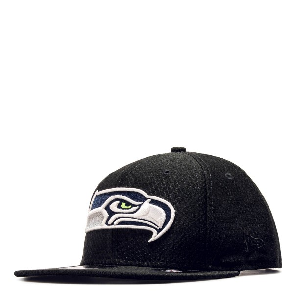 New Era Cap 9Fifty Seasea Dry Black