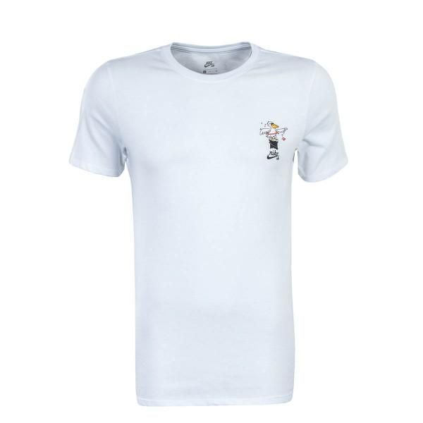 Nike SB TS Pelican White