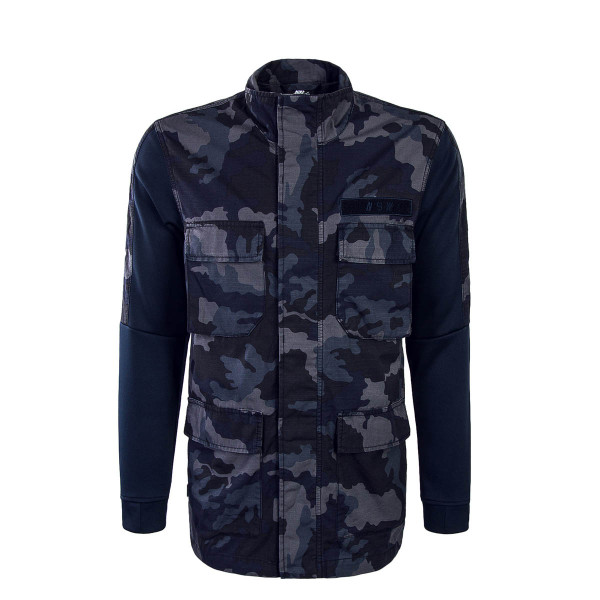 Nike Jkt NSW Blue Camo