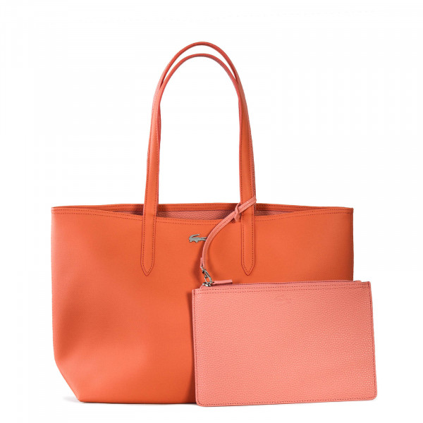 Lacoste Shopping Bag Lobster Coral
