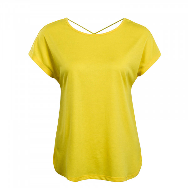 Damen T-Shirt Mimi Yellow