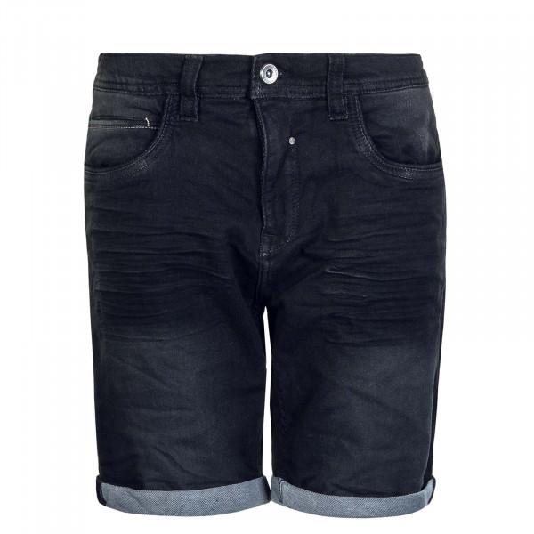 Herren Bermuda 5 Pocket 61306 BKB Black