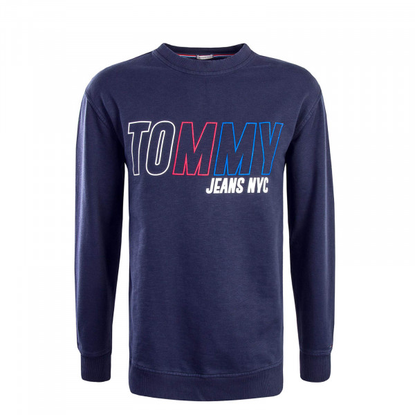 Tommy Sweat TJM Vintage Graphic Navy