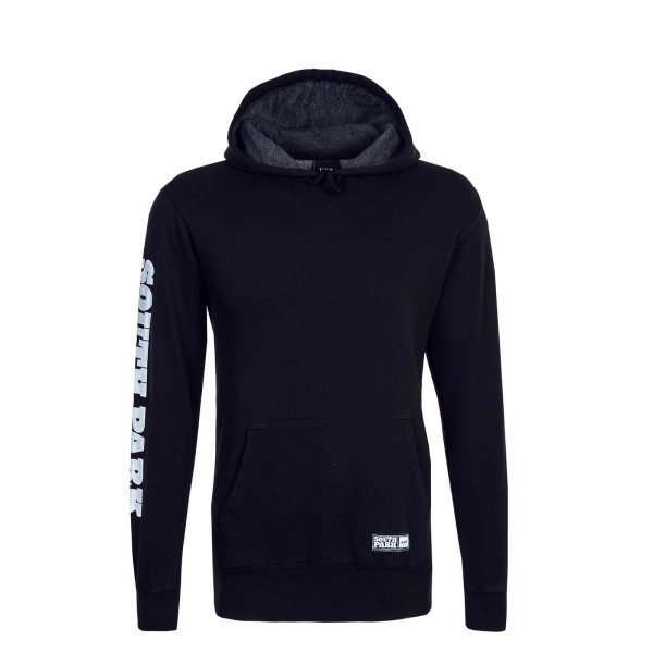 Huf Hoody Kids Black