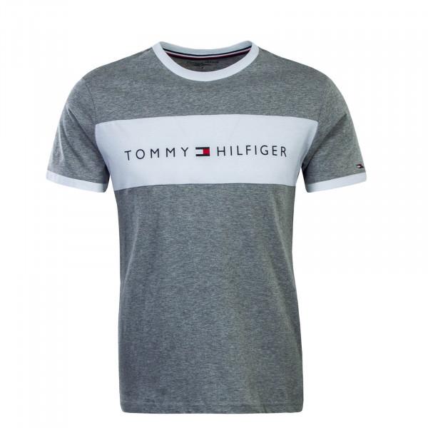Herren T-Shirt 1170 Grey White
