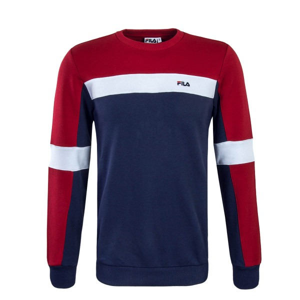 Fila Sweat Norbin Navy Red White