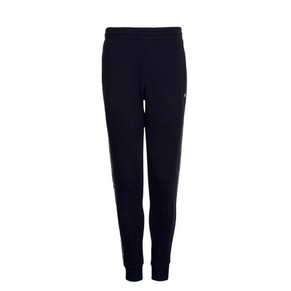 Herren Jogginghose 215314 Cuffed Pant Black
