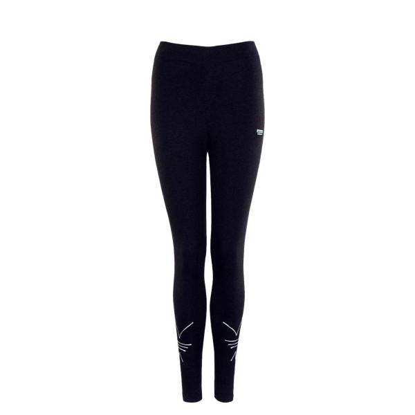 Damen Leggings -Tights GN4321 - Black / Melange