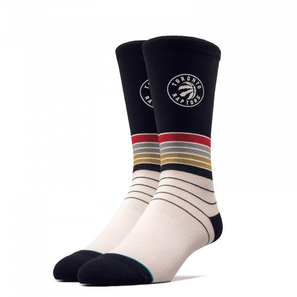 Socken NBA Raptors Baseline Black