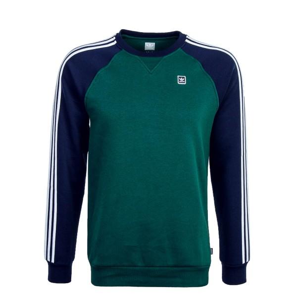 Adidas Sweat Uniform Crew Green Blue Wht