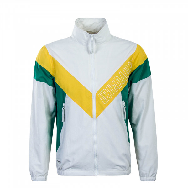 Herren Jacke Prime White Yellow Green
