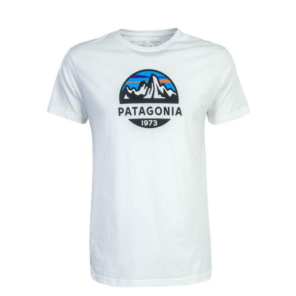 Patagonia TS Fitz Roy Scope OrganicWhite
