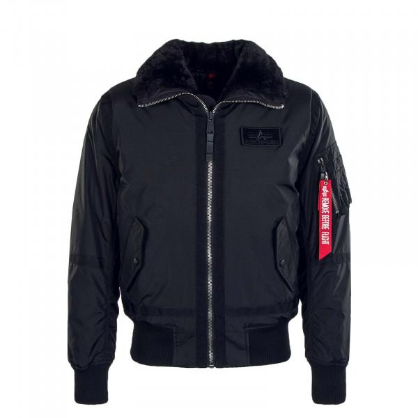 Herren Jacke B15-3 TT Black