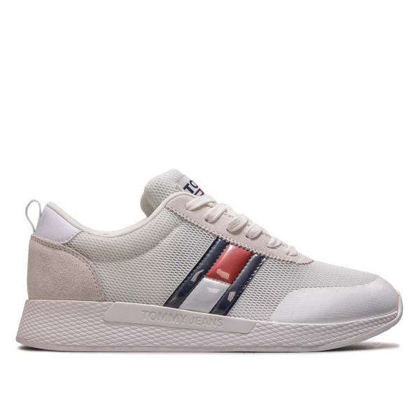 Damen Sneaker Technical Flexi Runner White