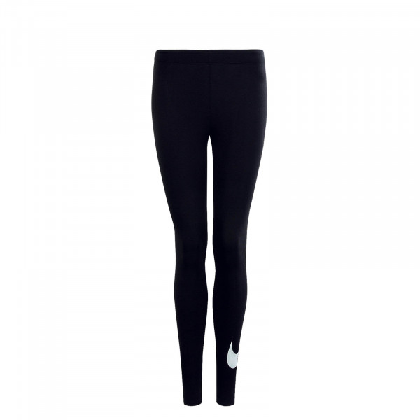 Damen Leggings Club Black White