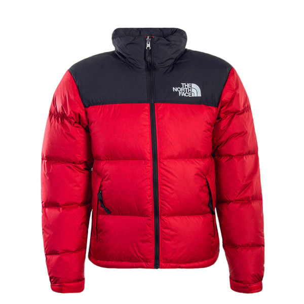 Northface Jkt 1996 RTO Nuptse Red Black