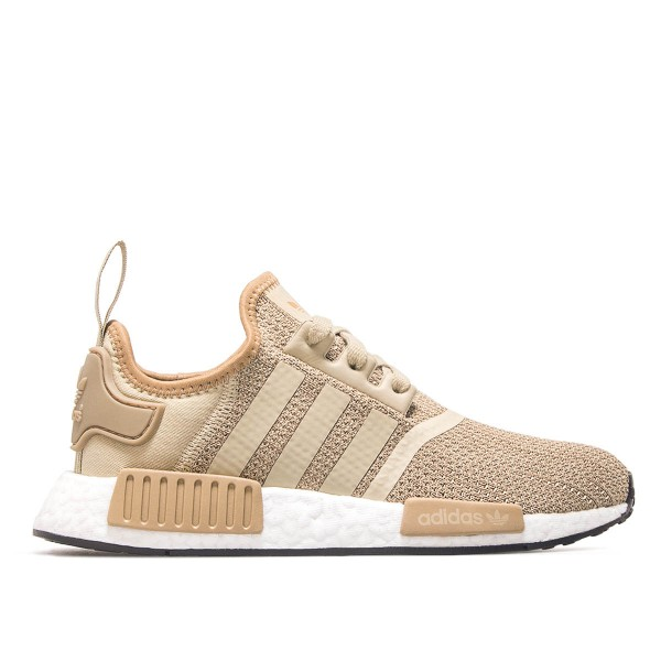 Adidas U NMD R1 Brown White