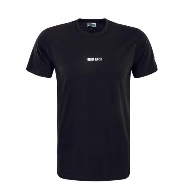Herren T-Shirt NE Essential Blk