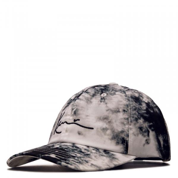 Unisex Cap - Tiedye White