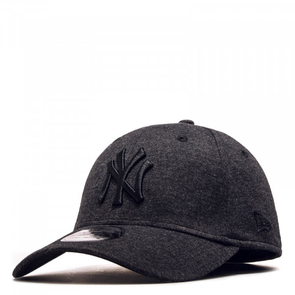 Cap 39Thirty NY Jersey Anthrazit  Black