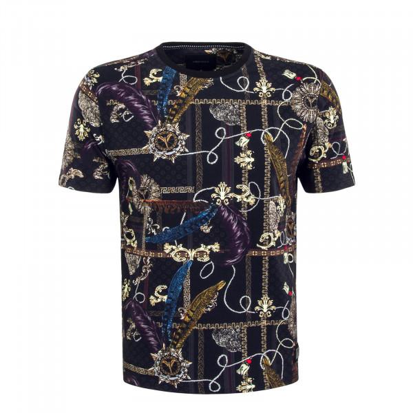 Herren T-Shirt C3820 Black Gold