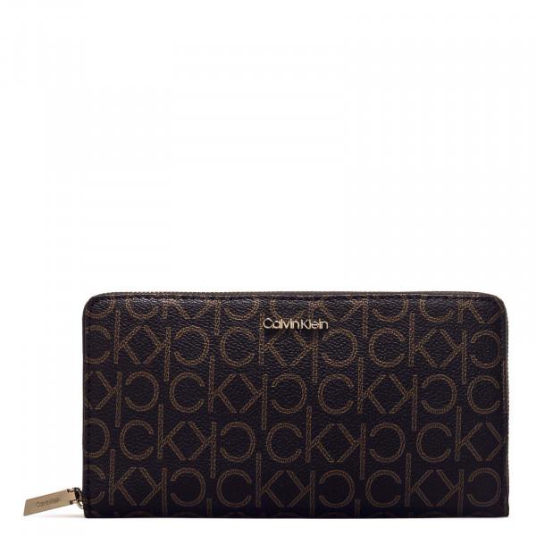 Damen Brieftasche - Must Wallet Monogram - Brown