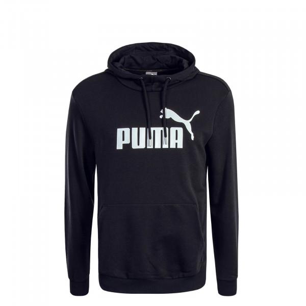 Puma Hoody ESS No.1 Black White