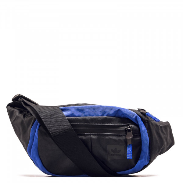 Hip Bag 6486 Black Blue