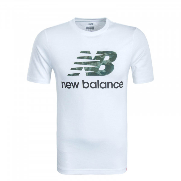 Herren T-Shirt MT91546 White Green
