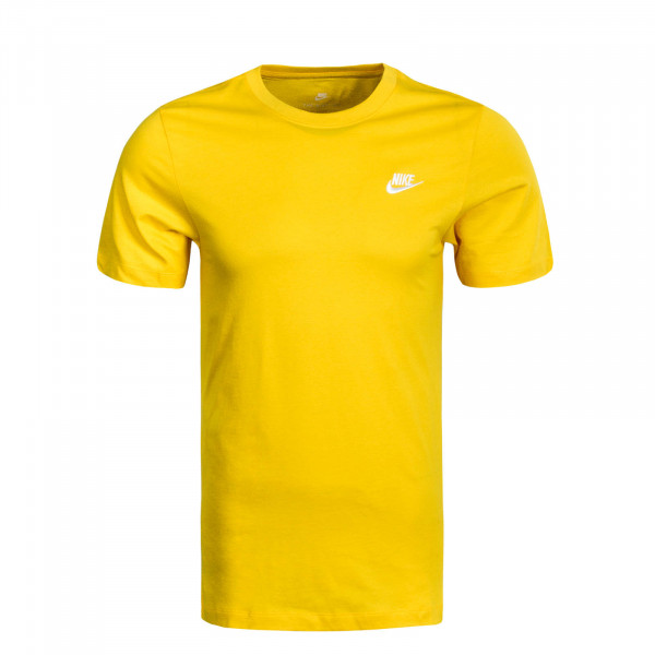 Herren T-Shirt NSW Club Yellow