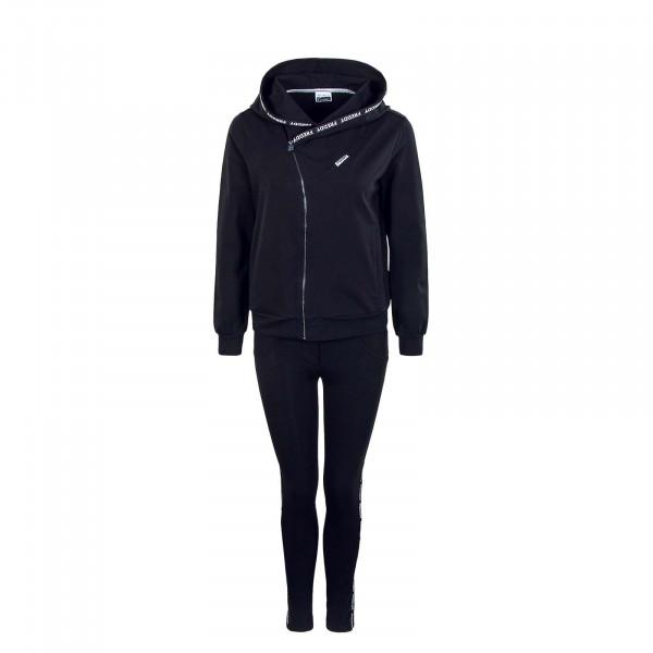 Damen Trainingsanzug - S1WWTK4 N - Black
