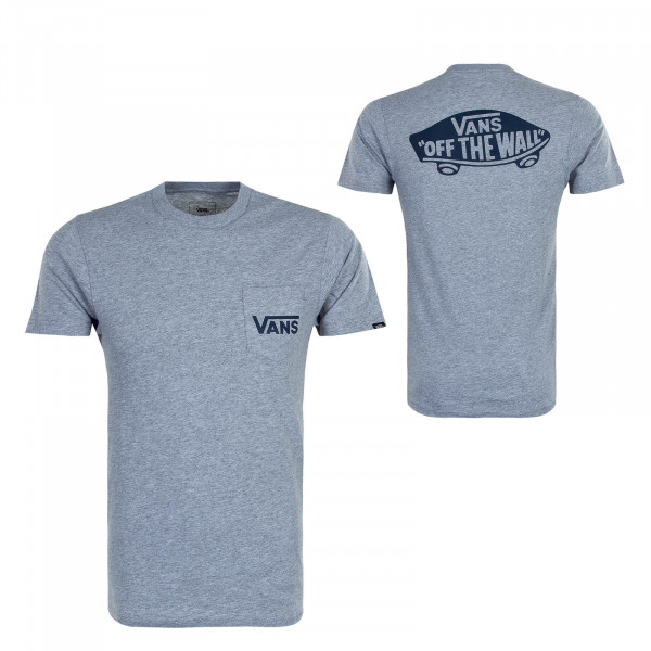 Herren T-Shirt OTW Classic Grey Navy