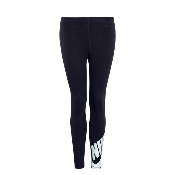Damen Leggings NSW Legasee 7/8 Black White