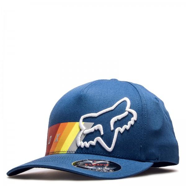 Fox Cap Drafter Blue White Multi