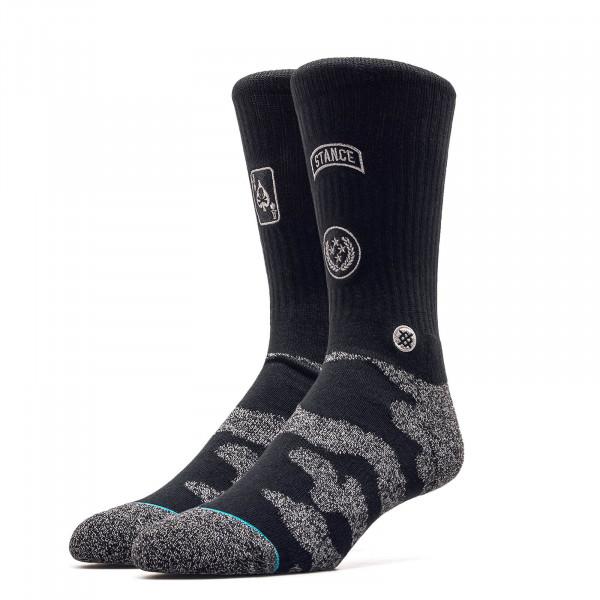 Stance Socks Anthem Bravo Black