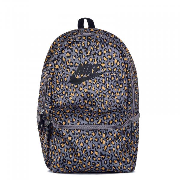 Backpack Heritage Grey Black Brown